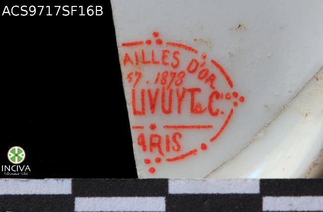 sello-de-fabrica-ch-pillivuyt-&-cie-trademark-ch-pillivuyt-&-cie